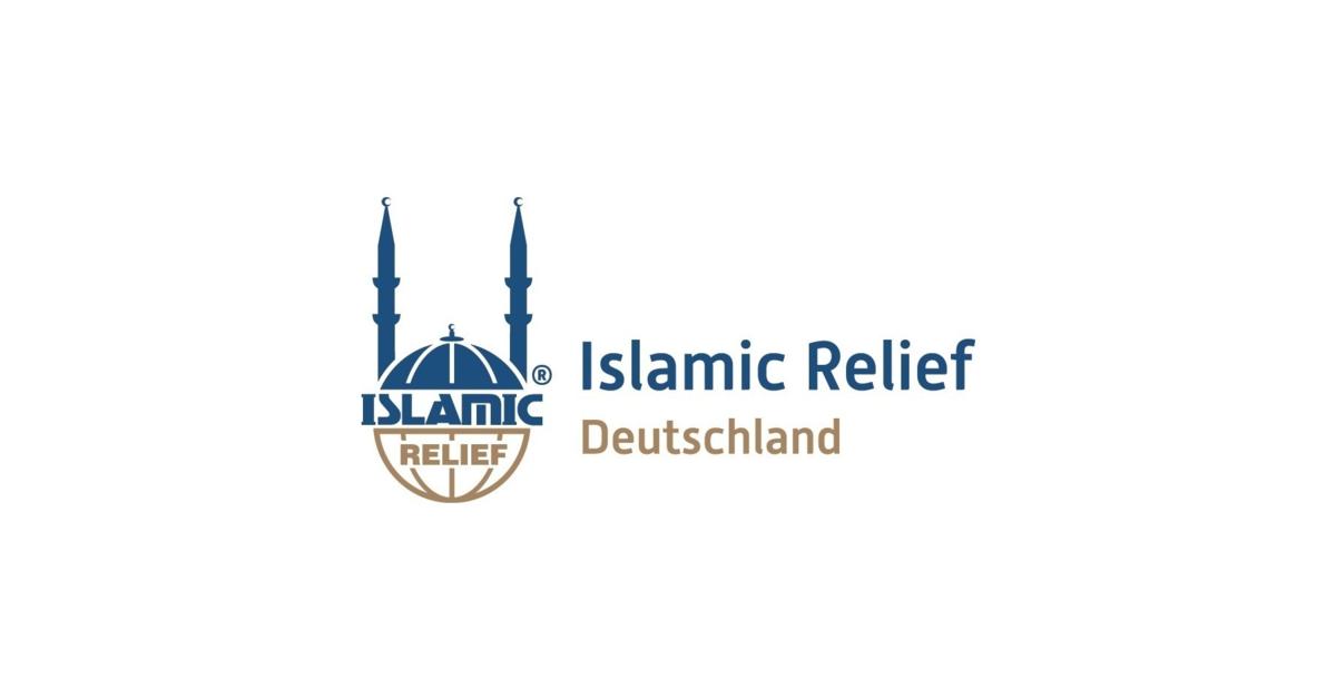 Islamic Relief Deutschland Logo