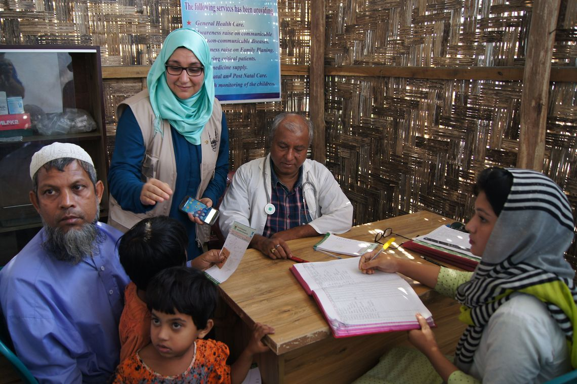 Islamic Relief in Bangladesch
