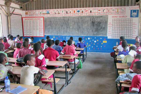 Malawi: Happy Classrooms