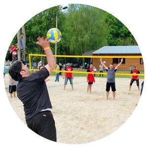 Muslim Cup: Volleyball